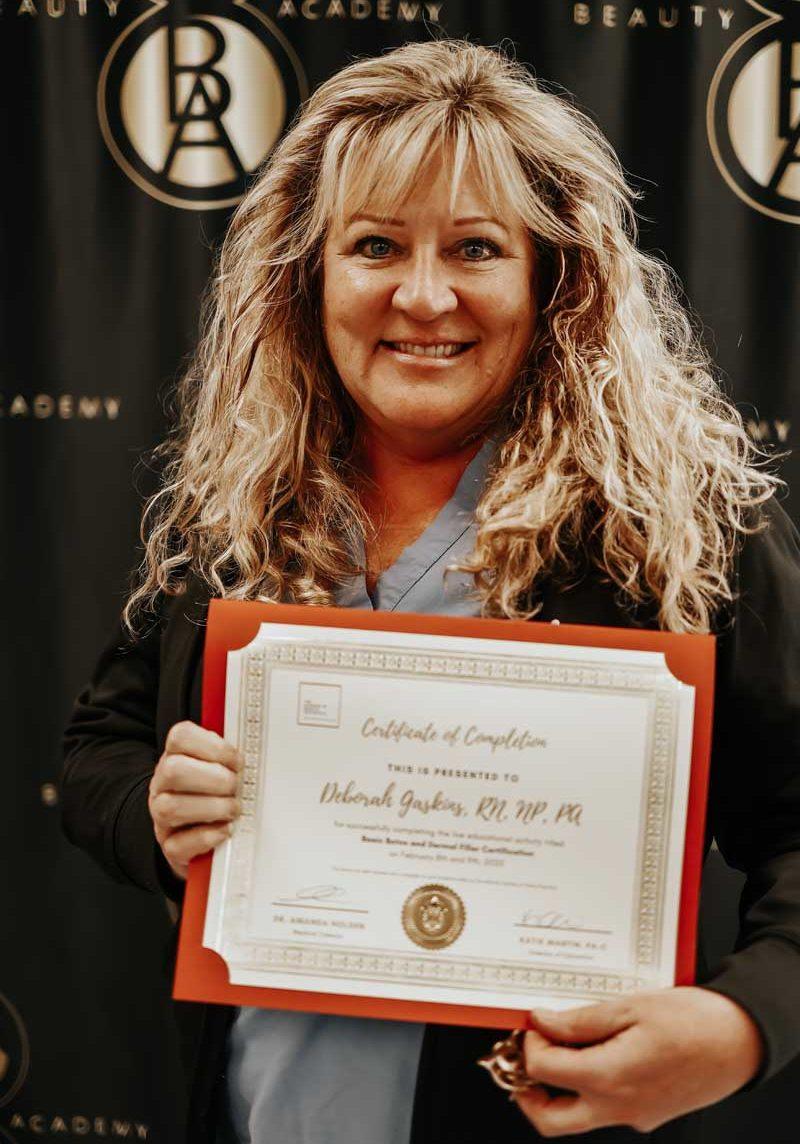 Deborah Gaskins, RN, NP, PA
